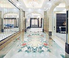 pavimento vinile adesivo personalizzato paesaggio
