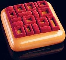 Pavoni - Stampo in silicone Top Mini Maya