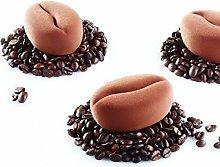 Pavoni - Stampo moka con semi di caffè