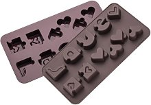 Pedrini Linea Dolci Stampo Cioccolatini a Tema