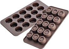 Pedrini Linea Dolci Stampo Cioccolatini Rotondi,