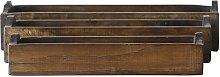 Pelonne Scatola di legno
