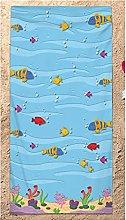 PENGDDP Telo da Bagno per Sauna E Spiaggia Telo