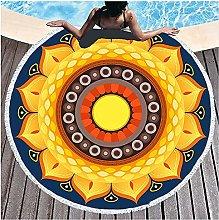 PENGDDP Telo Mare Microfibra per Sauna E Spiaggia