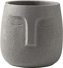Pentola ceramica ceramica fatta a mano Pentola
