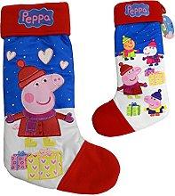 Peppa Pig calza in peluche novità Natale 2014-2015