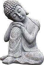 per Prato Cortile Ornamento da Giardino Zen Buddha