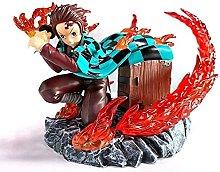 Personaggi di Demon Slayer Kamado Tanjirou Postura