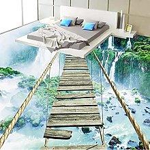 Personalizzato 3D pavimento murale carta da parati