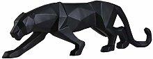 PET HOUND Polyresin Scultura Figurine Animal