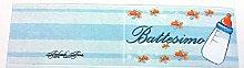 Pianeta Confetti Bigliettino Bomboniera Battesimo