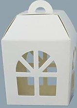 Pianeta Confetti Scatola Modello Lanterna per