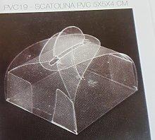 Pianeta Confetti Scatolina Pvc Portaconfetti, 50