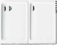 Piano doccia 422-1 120x120cm, colorazione: Bianco,