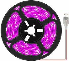 Pianta a LED che coltiva le strisce luminose,