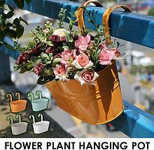 Pianta da appendere in ferro Balcone Vaso da fiori