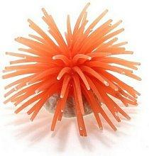 Pianta Finta Corallo Silicone Arancione