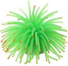 Pianta Finta Corallo Silicone Color Verde
