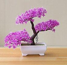 Pianta finta Simulazione di piante in vaso bonsai