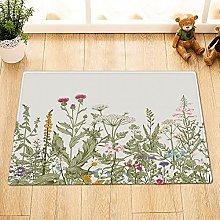 Pianta fiori Indoor antiscivolo tappetino porta,