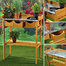 piantare tavolo da giardinaggio tavolo da