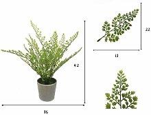 Piante artificiali, fiori falsi, piante