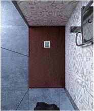 Piatto doccia 60x90 cm altezza 2.5 cm resina
