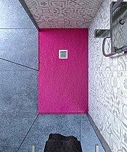 Piatto Doccia 70x115 cm Altezza 2.5 cm Resina