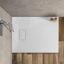 Piatto doccia 70x90 filo pavimento serie Agorà