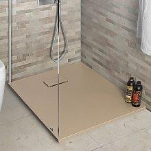 Piatto doccia 80x100 filo pavimento Agorà in
