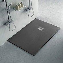 Piatto doccia filo pavimento 80x120 in resina