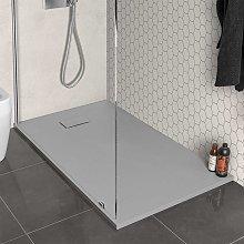 Piatto doccia filo pavimento 80x140 serie Agorà