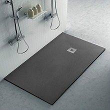 Piatto doccia filo pavimento 80x170 in resina