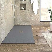 Piatto doccia in marmoresina da design
