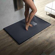 Piatto Doccia MILANO 130x80 cm resina alto 3 cm