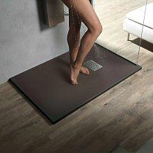 Piatto Doccia MILANO 140x80 cm resina alto 3 cm