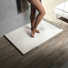 Piatto Doccia MILANO 170x70 cm resina alto 3 cm