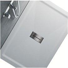 Piatto doccia rettangolare in acrilico 80x80 cm -