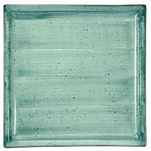 Piatto Justcolor Quadro Green cm 29