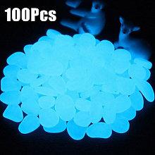 Pietra fluorescente artificiale 100 pezzi/pietra