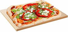 Pietra rettangolare per pizza in cordierite per