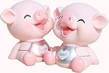 Piggy Bank Piggy Bank Creativo Piggy Bank Grande