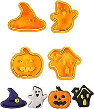 Pipicat - Stampo per biscotti in polipropilene,