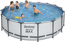 Piscina fuori terra Bestway 5612Z Steel Pro Max