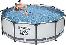 Piscina fuori terra Bestway 56418 Steel Pro Max