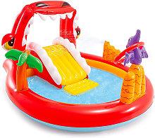 Piscina gonfiabile bambini Intex 57163 Happy Dino