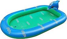 Piscina gonfiabile per bambini, grande piscina a