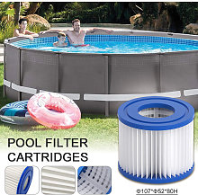 Piscina pompa di acqua accessori filtro filtro di