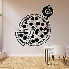 Pizza Decalcomanie da muro Pizzeria Ristorante