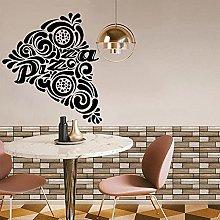 Pizza Wall Decalcomania Della Cucina Decor Cafe